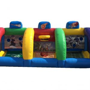 Kid Sport 3-in-1 Toddler Inflatable