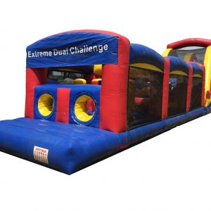 Extreme Dual Challenge 51' Obstacle Course