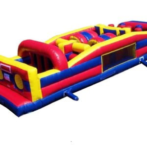 7 Element Inflatable Obstacle Course