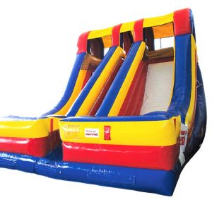 Accelerator Inflatable Slide