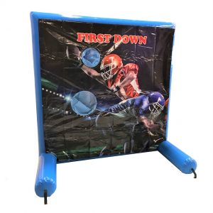 Air Frame Game - Football Toss
