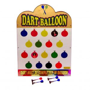 Wooden Balloon Darts