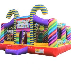 Candy Playland Toddler Playzone