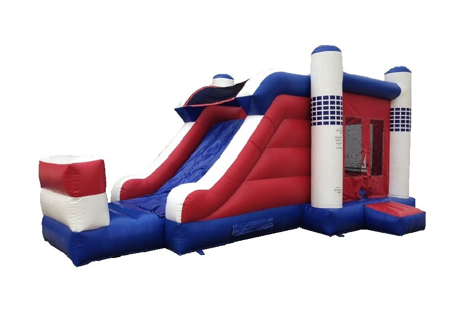 Castle 2 Combo Bounce & Slide