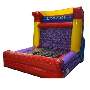 Inflatable Drop Zone Game