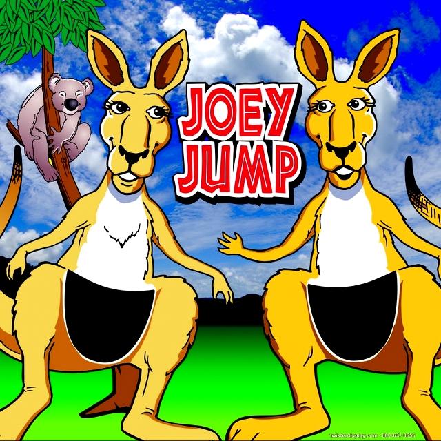 Freestanding Joey Jump