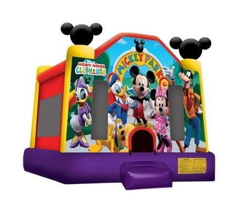 Disney's Mickey Park Bouncer