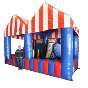 Inflatable Midway Carnival Game