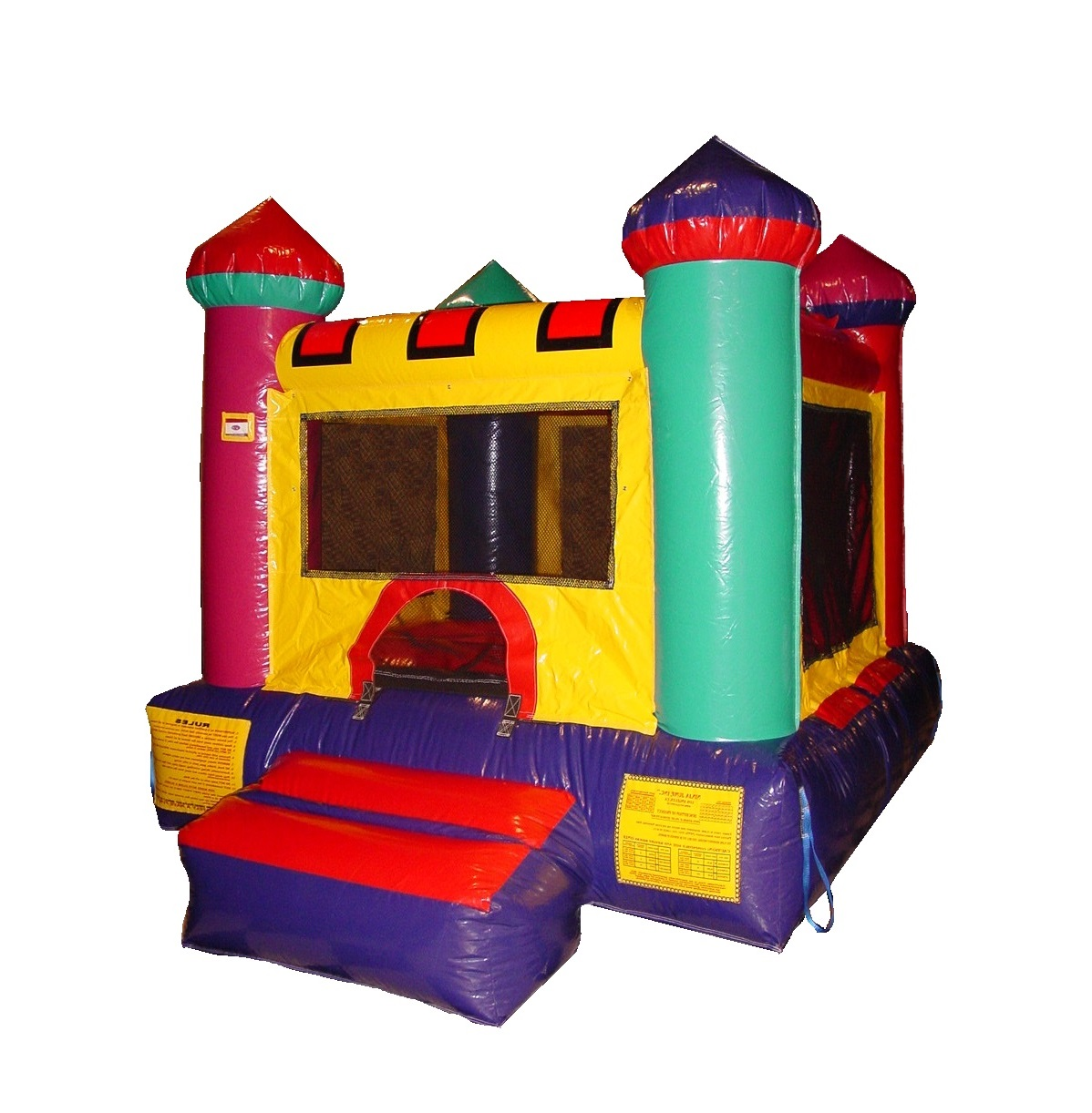 Mini Castle Inflatable Bouncer