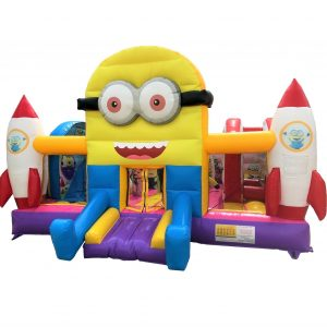 Minions Fun Factory Playland