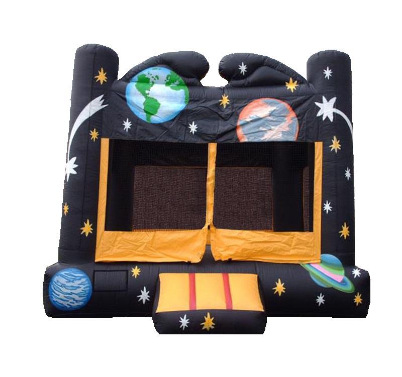 Planet Bounce Castle