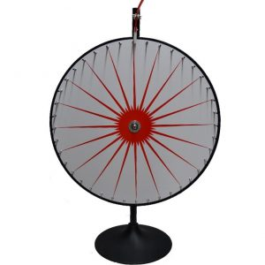 Prize Wheel Spinning Game