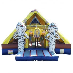 Pyramid Inflatable Bounce 'N' Bash
