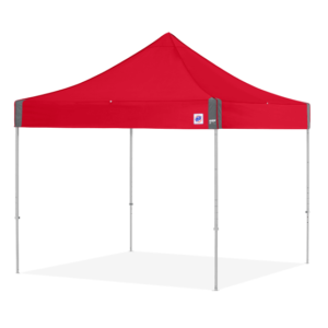 Red Pop Up Tents -- (10 x 10)
