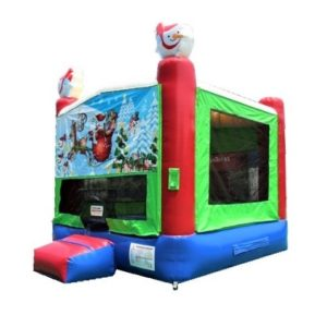 The Holiday Bouncy Castle
