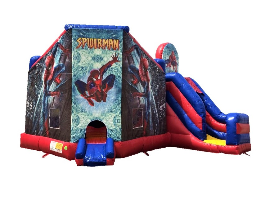 Spiderman Combo Bounce & Slide