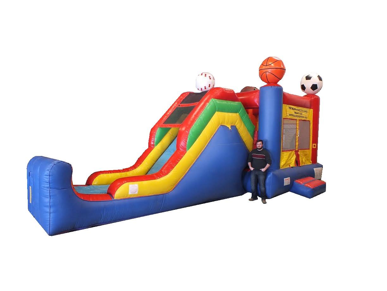 Sports Combo Fun Bounce & Slide