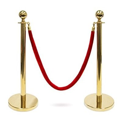 Stanchions & Rope VIP Dividers