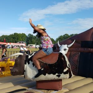 Mechanical Bull Riding Simulator