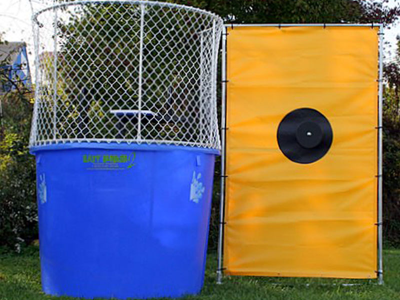 Dunk Tank Available for Rent
