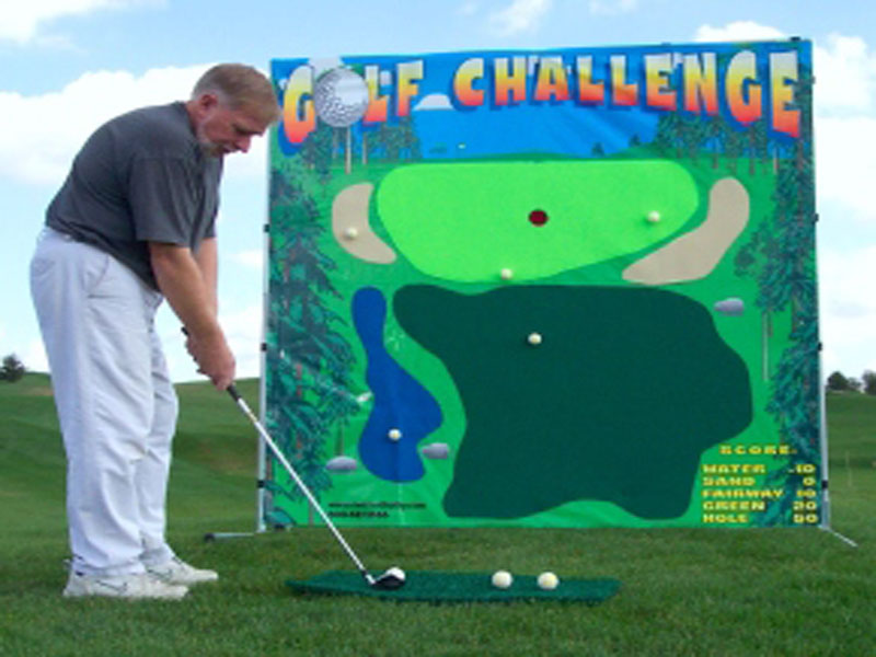 Freestanding Golf Challenge