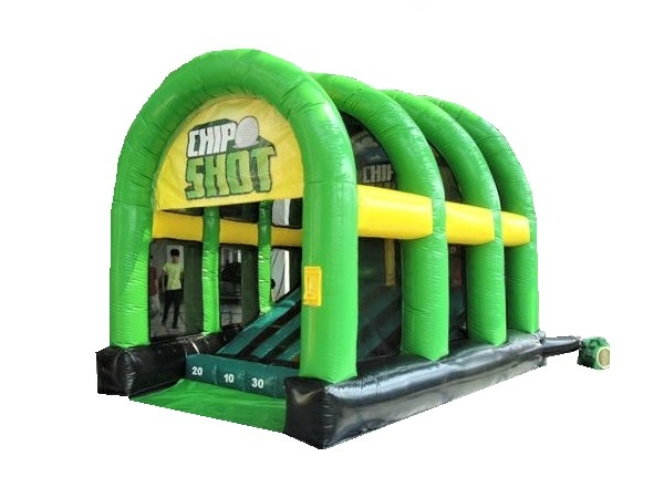 Chip Shot Golf Inflatable Game