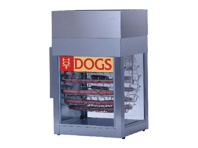 Hot Dog Carousel