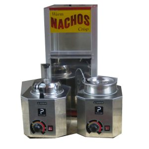 Nacho & Cheese Warmers