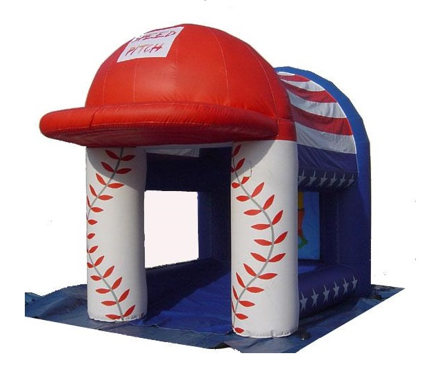 Speed Pitch Radar Cage