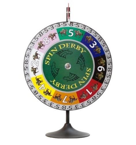 Spin Horse Derby Wheel