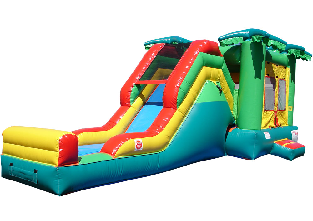 Tropical Combo Bounce & Slide