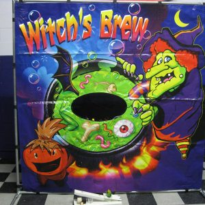 Freestanding Witches Brew Game