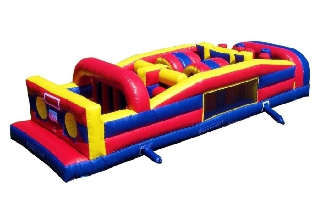 Small 7 Element Obstacle Course Rental