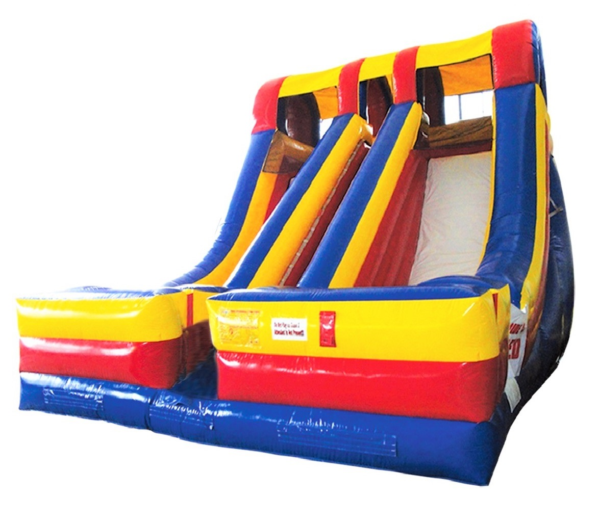 Accelerator Slide Rental