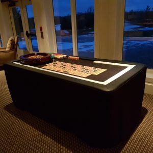 Roulette Table for Rent in Toronto Mississauga