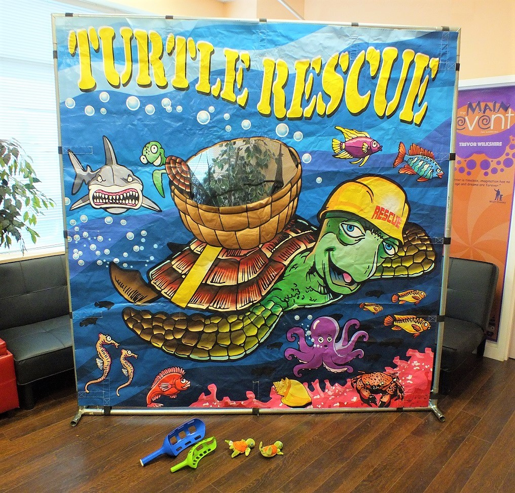 Turtle Rescue Carnival Fun Game Rentals