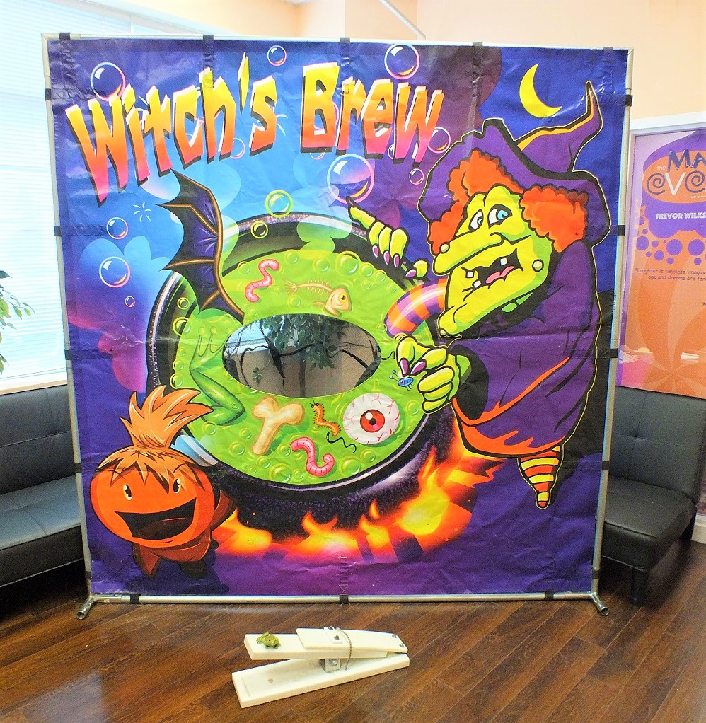 Witches Brew Halloween Game Rentals Toronto