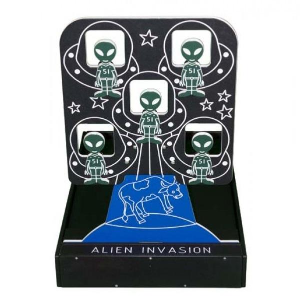 Alien Invasion Bean Bag Toss Rental
