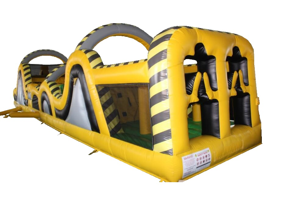 Atomic Rush Obstacle Course