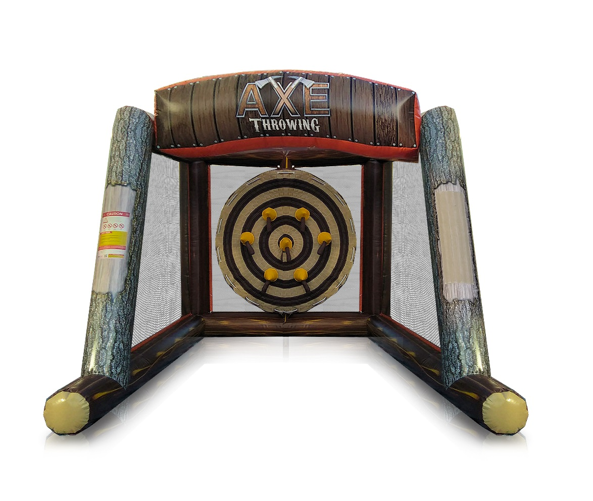 Axe Throwing Inflatable Toss