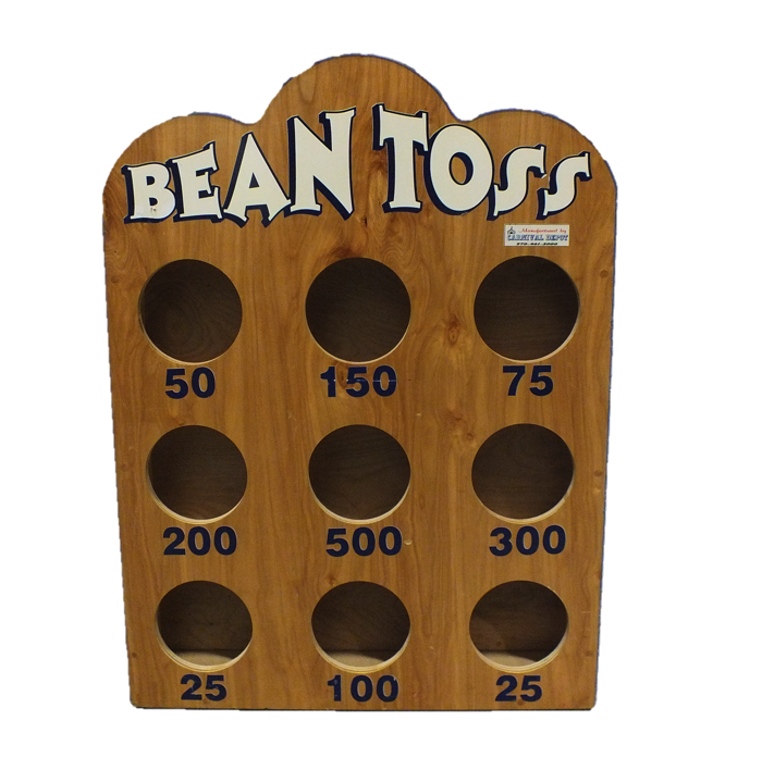 Wooden Bean Bag Toss