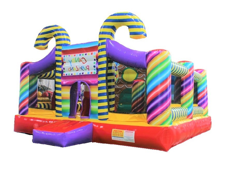 Candy Playland Kids Combo Inflatable