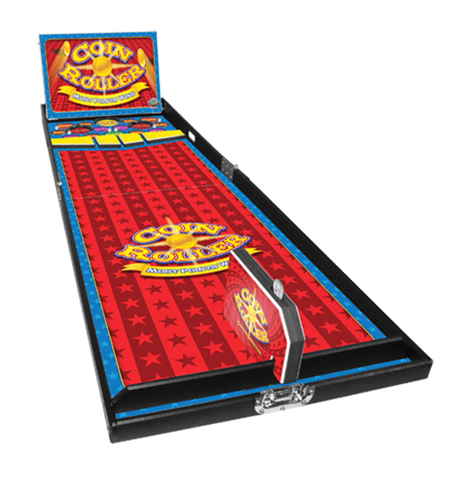 Carnival Case Game: Coin Roller
