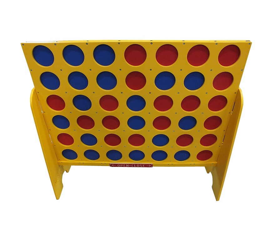 Giant Connect 4 Yellow (Poly Resin)