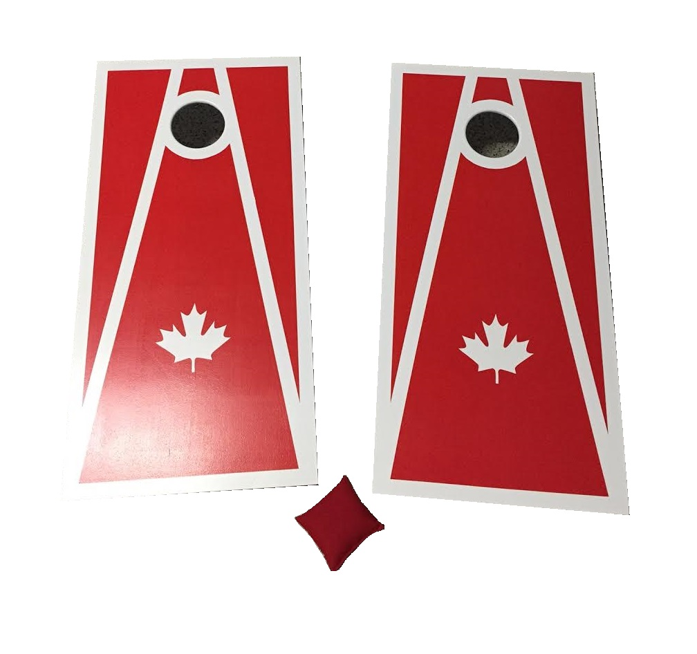Long Toss Carnival Corn Hole Game