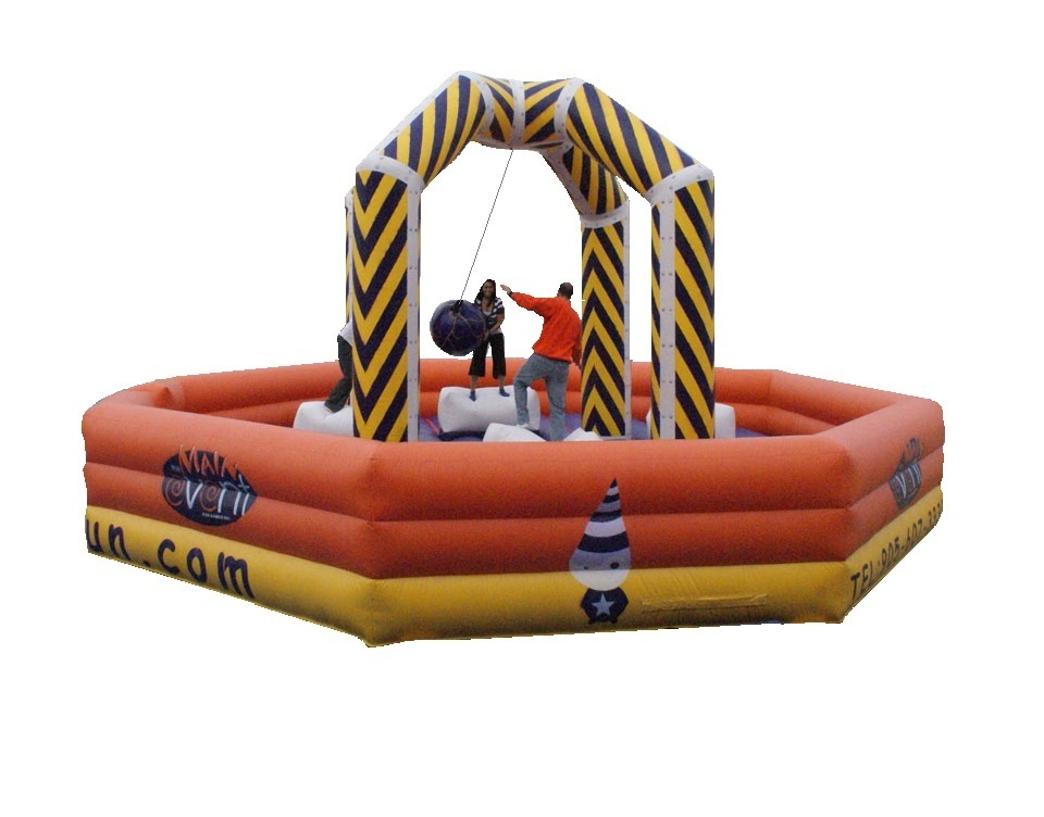 Demo Zone Inflatable Game
