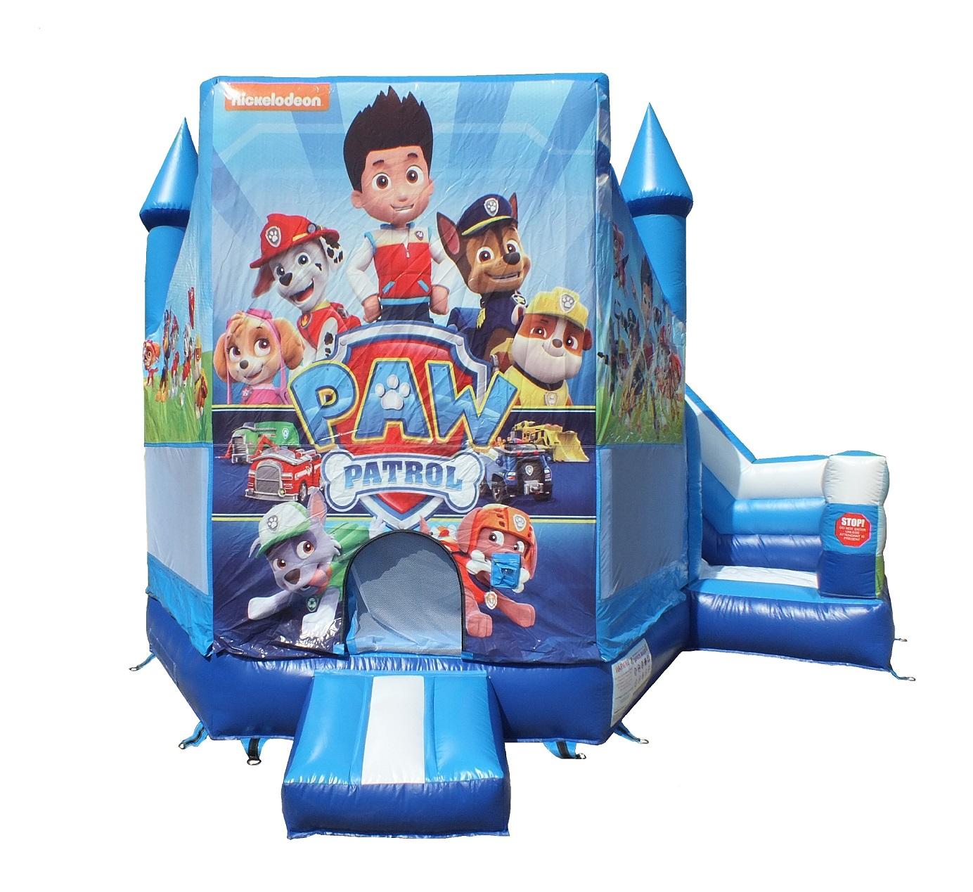 Paw Patrol Combo Bounce & Slide