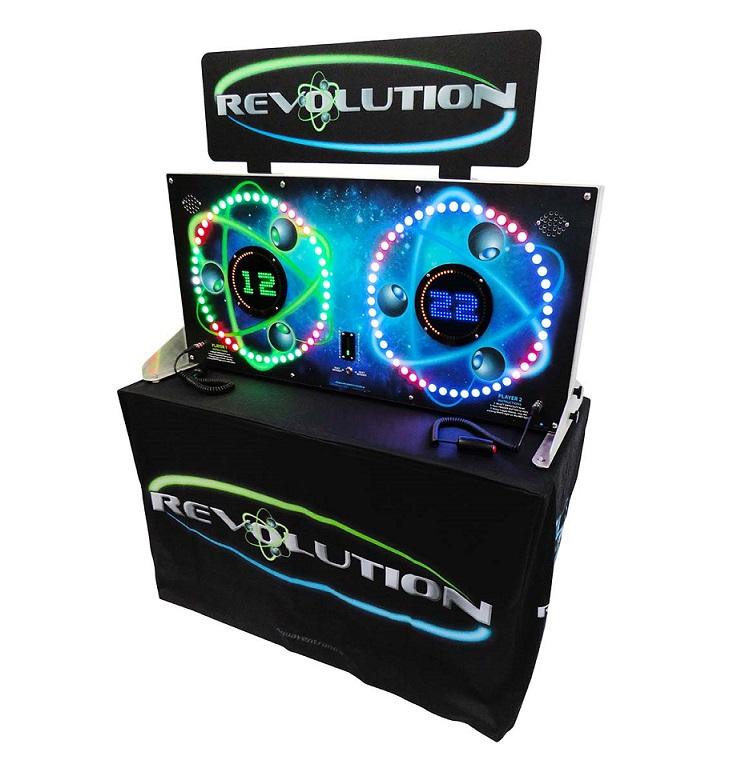 Revolution Electronic Arcade