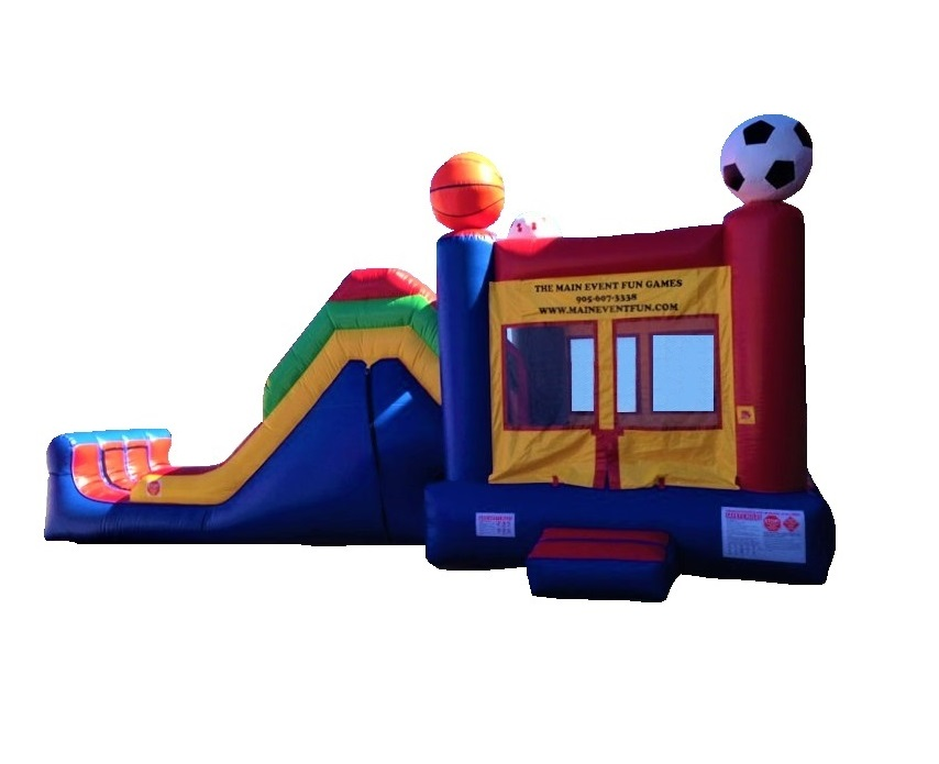 Sports Combo Fun Bounce & Slide