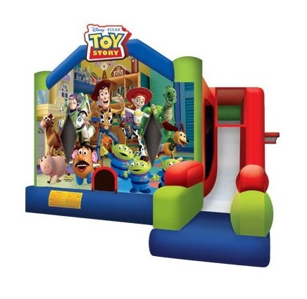 Toy Story Combo Bounce & Slide